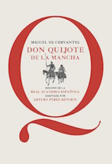 don quijote perez reverte