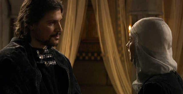 El vídeo del Gran Capitán y la reina Isabel la Católica