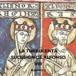 Alfonso VIII y Leonor