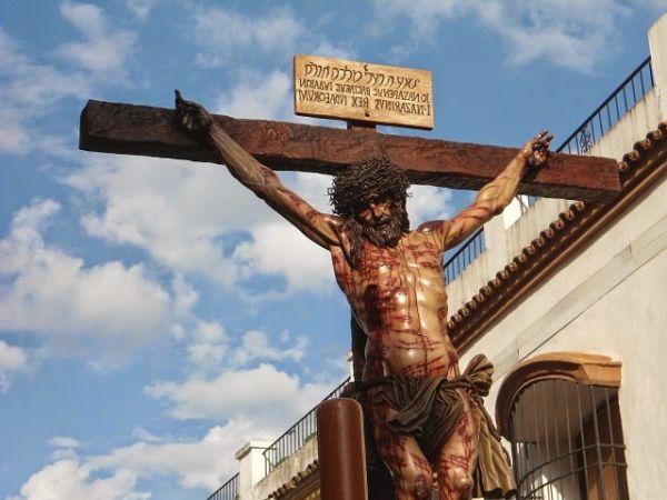 CRISTO SINDONICO CORDOBA