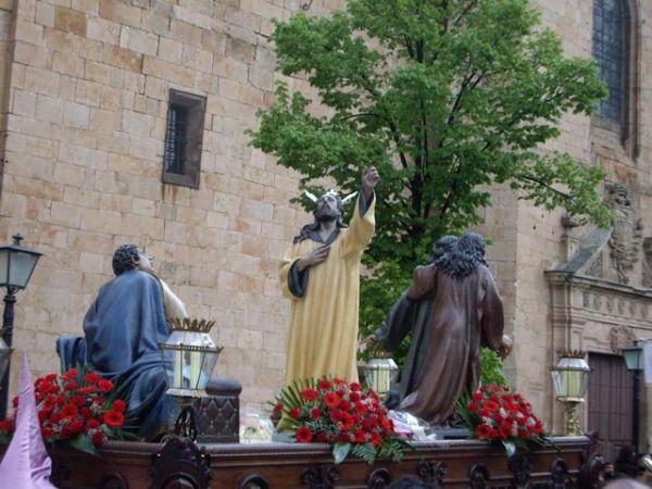 JESUS ANTE PILATO SALAMANCA