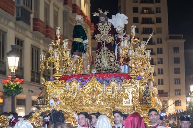 JESUS DE LA PUENTE DEL CEDRON MALAGA